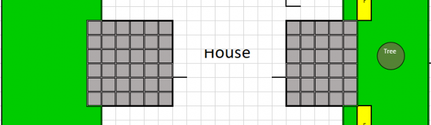 Excel tips and tricks: how to draw a floor plan
