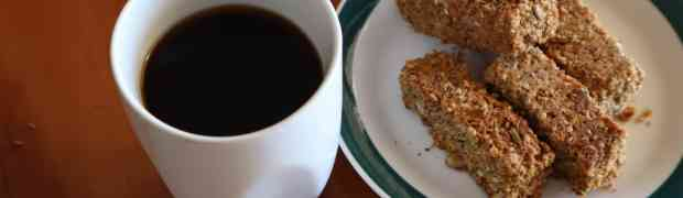 Keto or low carb rusks