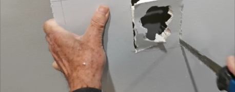How to patch a hole in drywall 2 best methods reviewed